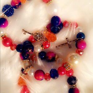 Jewelry - Little Girl Bracelets Set
